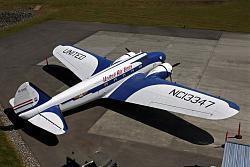 Нажмите на изображение для увеличения.  Название:NC13347_3_Boeing_247_United(Museum_of_Flt)_PAE_11JUL12_(75534193641).jpg Просмотров:15 Размер:110.0 Кб ID:315627